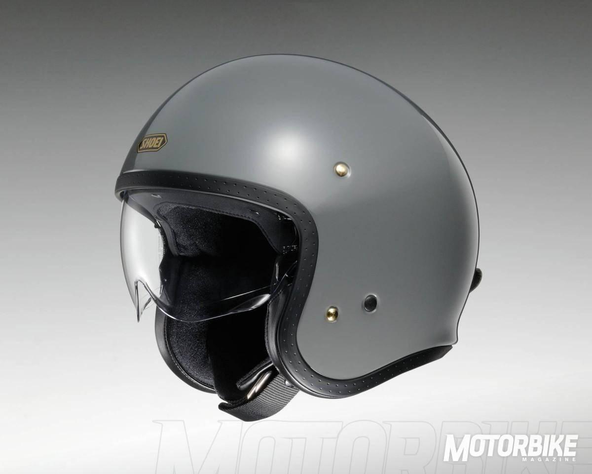 Nuevo casco SHOEI J.O Gris