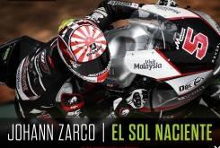 Johann Zarco Sol Naciente