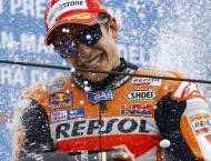 Marc Márquez Repsol Honda MotoGP Misano 2015 - Motorbike Magazine