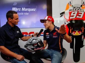 MotoGP Aragón 2015 Casco Márquez 10
