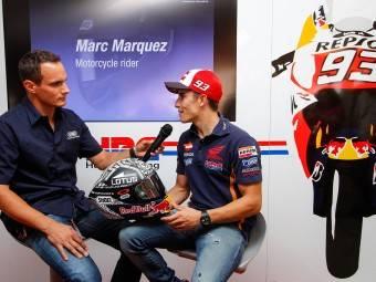 MotoGP Aragón 2015 Casco Márquez 9