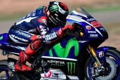 MotoGP Aragón 2015 Jorge Lorenzo sábado