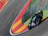 MotoGP Aragón 2015 Rossi viernes
