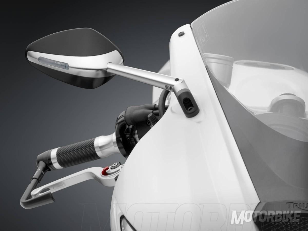 Nuevos retrovisores 4D y Veloce L Sport de Rizoma