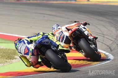 Rossi Pedrosa - Motorbike Magazine