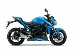 Suzuki GSX-S1000 2015 azul