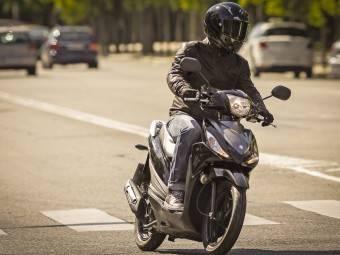 Suzuki Address MBK6 0989