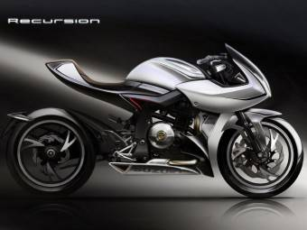 Suzuki Recursion Turbo 2016