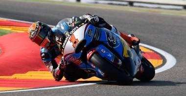 Tito Rabat Estrella Galicia Marc VDS Moto2 Aragón 2015 - Motorbike Magazine