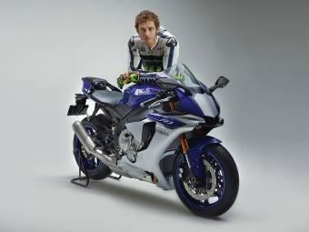 Valentino Rossi 2015 Yamaha YZF R1 2016 02