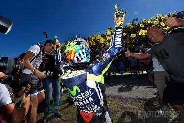 Cascos Valentino Rossi - Motorbike Magazine