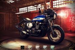 Yamaha My Garage App Sport Heritage 01