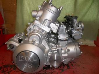 Yamaha RD1200 V6 2T