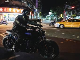 Yamaha XJR1300 Guerrilla Four Rough Crafts