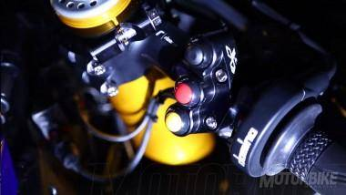 Yamaha YZF-R1 2016 Factory SBK detalles