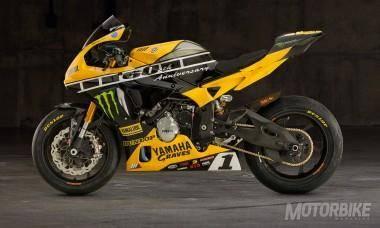 Yamaha YZF-R1M 60 aniversario