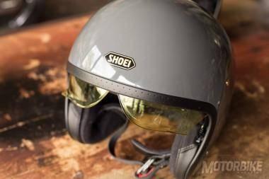 Nuevo casco SHOEI J.O