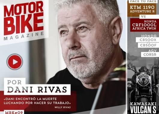 Portada Motorbike Magazine #09