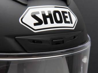 Nuevo Shoei X-Spirit III Negro Detalles
