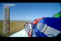 MotoGP Australia 2015 - Lorenzo se escapa