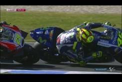 MotoGP Australia 2015 - Adelantamientos