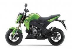 Kawasaki Z125 10