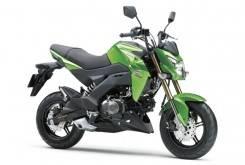 Kawasaki Z125 9