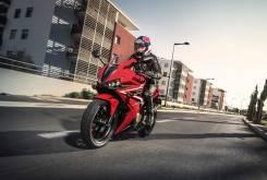 Honda CBR500R 1