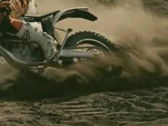 Blazusiak Walker KTM Freeride 3