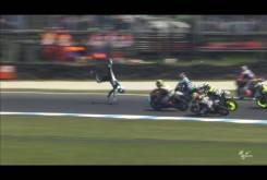 Caida Danny Kent Moto3 Australia 2015