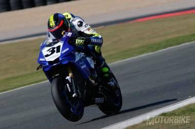 Carmelo Morales Laglisse Yamaha FIM CEV Navarra 2015 - Motorbike Magazine