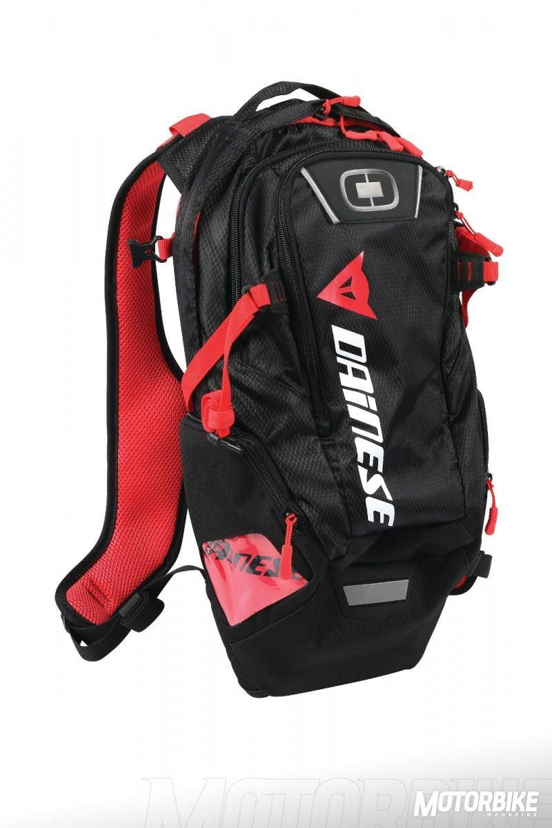 D-DAKAR HYDRATION BACKPACK Dainese by OGIO