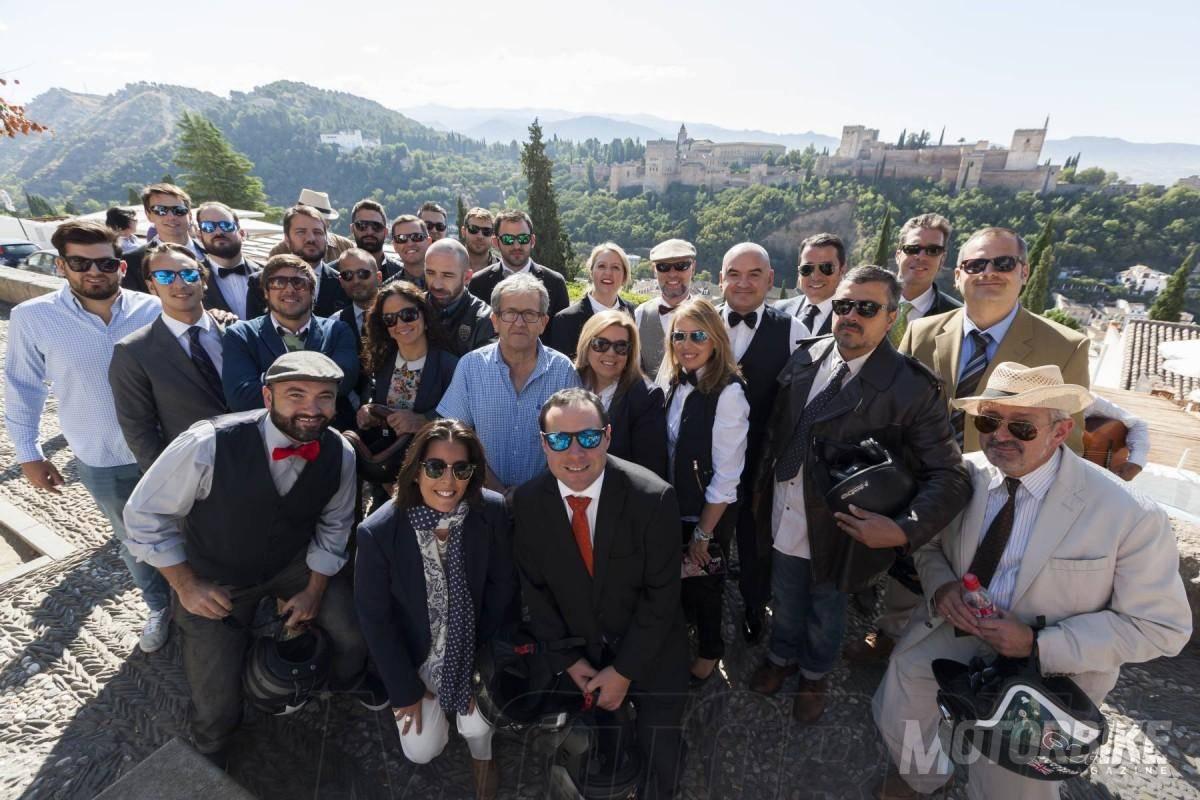 Distinguished Gentleman's Ride 2015 Spain_Granada_21