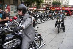 Distinguished Gentleman's Ride 2015 Spain_Barcelona