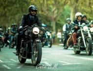 Distinguished Gentleman's Ride 2015 Spain_Valencia