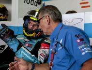 Alex de Angelis accidente GP Japon 00