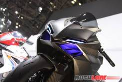 Honda CBR250RR lightweight super sport hi res photo 16