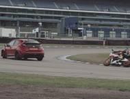 Honda Civic Type R vs. Honda CBR1000RR SP 15