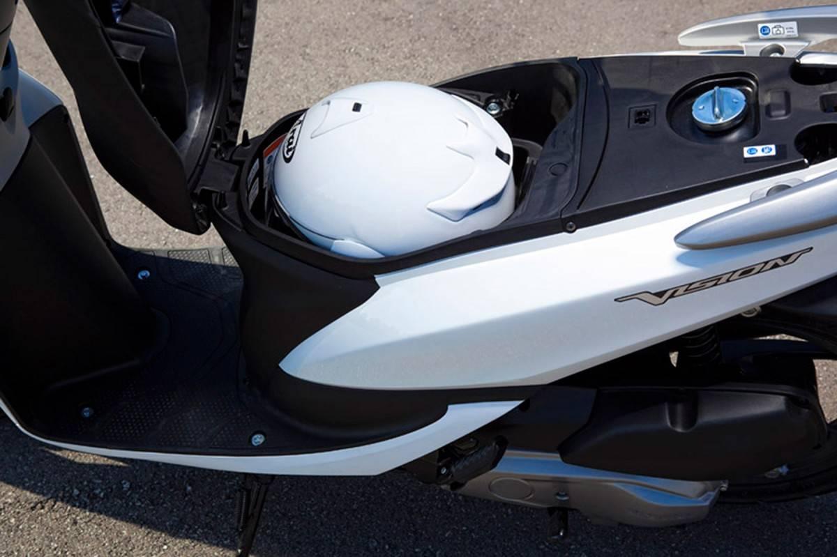 Honda vision 110 precio fotos ficha t cnica y motos for Nelson honda el monte
