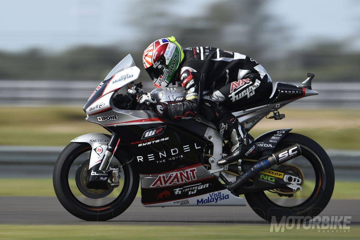 Johann Zarco Ajo Motorsport Moto2 Argentina 2015 - Motorbike Magazine