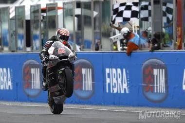 Johann Zarco Ajo Motorsport Moto2 Misano 2015 - Motorbike Magazine