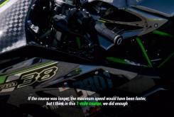 Kawasaki H2R Objetivo 400 km/h