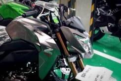 Kawasaki Z125 20161
