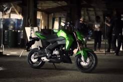 Kawasaki Z125 Pro 2016   02