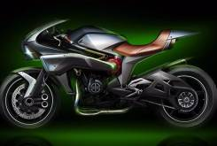 Kawasaki sc 01 spirit charger