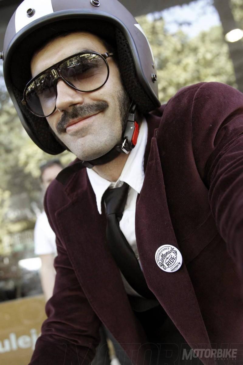 Distinguished Gentleman's Ride 2015 Spain