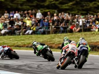 MotoGP Australia 2015 horarios 4