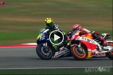 MotoGP Malasia 2015  Rossi Marquez 00