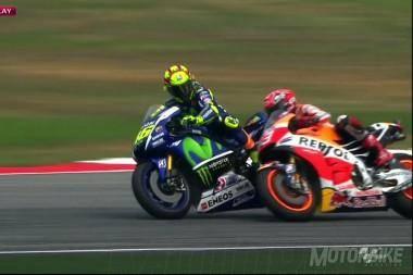 MotoGP Malasia 2015 Rossi Marquez 01