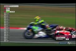 Rossi Marquez 2015 MotoGP Malasia Carrera05